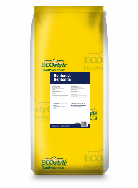 Bentoniet organische meststoffen ECOstyle