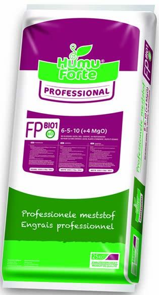 FPBIO1 organische meststoffen Humuforte