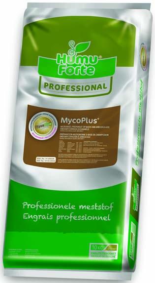 MycoPlus Humuforte organische meststof met sporen van schimmels