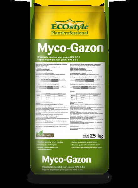 Myco-Gazon organische meststoffen ECOstyle