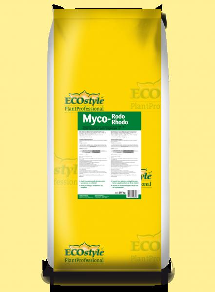 Myco-Rodo organische meststoffen ECOstyle
