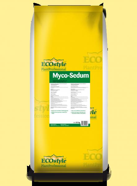 Myco-Sedum organische meststoffen ECOstyle