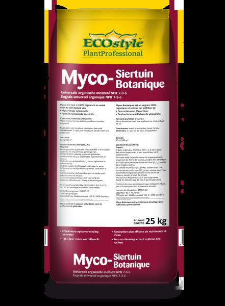 Myco-Siertuin organische meststoffen ECOstyle