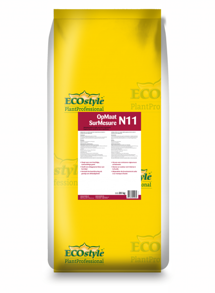 OpMaat N11 organische meststoffen ECOstyle