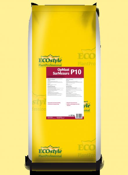 OpMaat P10- organische meststoffen ECOstyle