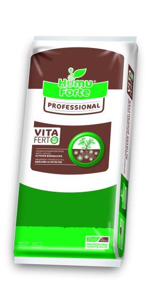 Vitafert organische meststof Humuforte voor rijker en actiever bodemleven